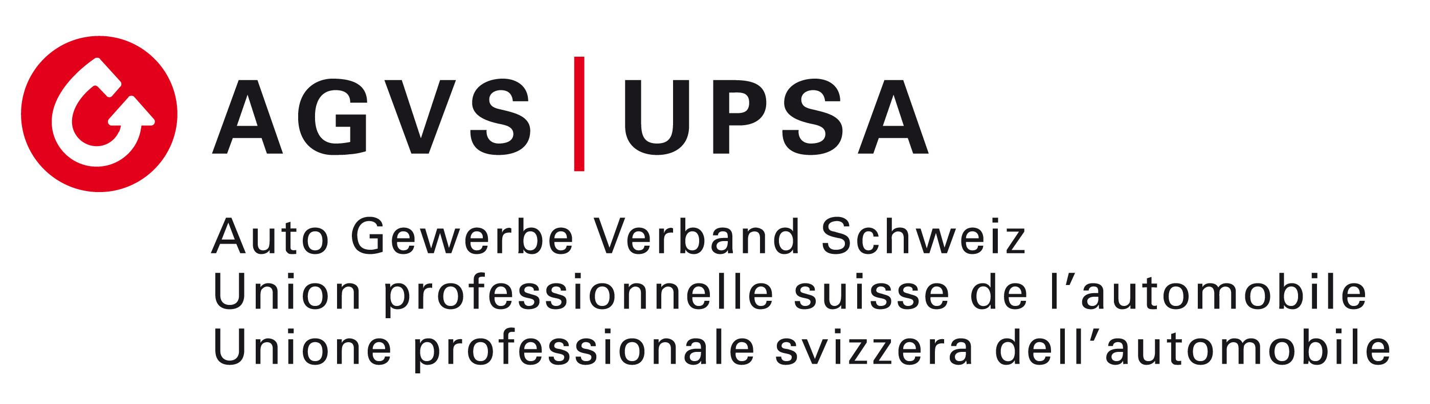 logo AGVS / UPSA